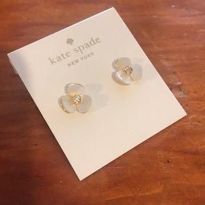 Kate Spade Disco Pansy Earring